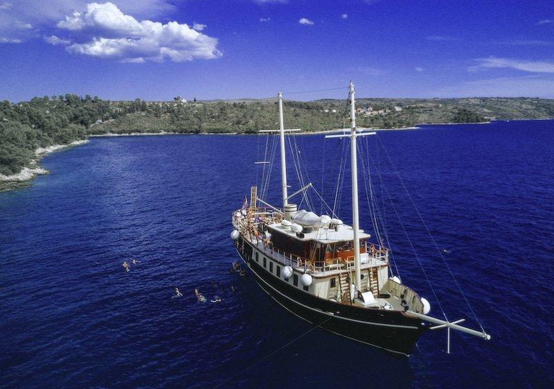 Polaris Event Boat Croatia
